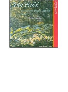 フィールド:ピアノ音楽集第1集 スパーダ(P)