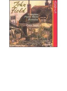フィールド:ピアノ音楽集第2集 スパーダ(P)