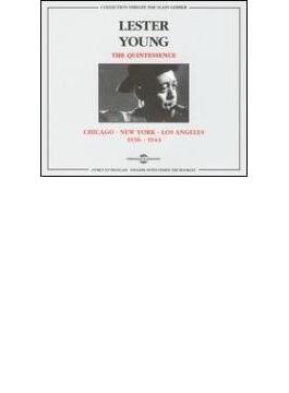 Quintessence Vol.1 / New York-los Angeles 1936-1944 (2CD)