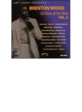 18 More Of The Best Vol.2