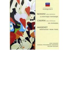 Rossini, Chopin, Massenet: Bonynge / National.po