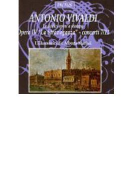ヴィヴァルディ:「ラ・ストラヴァガンツァ」Op.4 7-12 マルティーニ/イ・フィラルモニチ