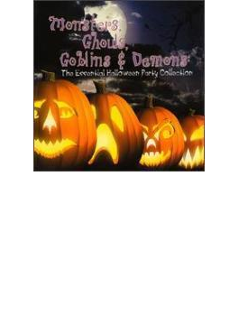 Monsters Ghouls Goblins And Demons