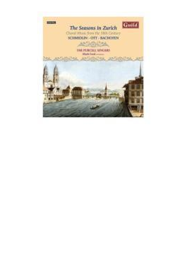 Choral Music From 18th Centuryswitzerland: The Purcell Singers