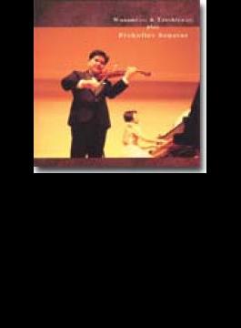Violin Sonatas.1, 2: 和波 / 土屋