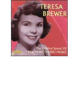 Original Sound Of Miss Music Music Music