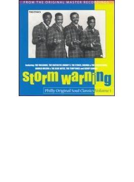 Storm Warning - Philly Original Soul Classics Vol.1