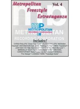 Freestyle Extravaganz - Metropolitan Vol.4