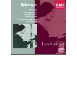 Goldberg Variations, Etc: Landowska(Cemb)