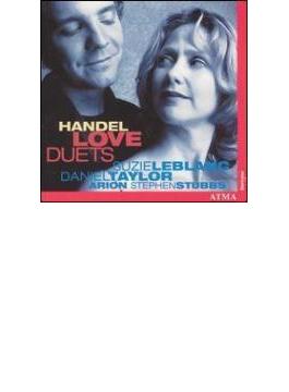 Duets & Arias: Leblanc(S) D.taylor(Ct) Stubbs / Arion