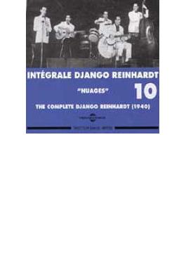 Integrale Django Reinhardt Vol.10 (2CD)