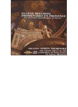Promenades En Provence-organ Works: Nieminski