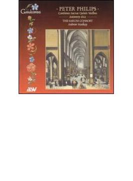 Cantiones Sacrae Quini: Mackay / Sarum Consort