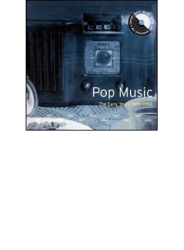 Pop Music - Early Years 1890-1950