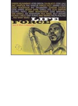 Lifeforce Jazz & Blues Compilation