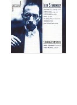 L'histoire Du Soldat: Althammer / Stravinsky Ensemble