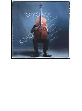 Sonata For Cello Solo, Etc: Yo-yo Ma(Vc)