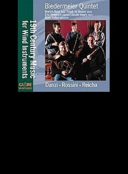 19th Century Music For Wind Instruments: Biedermeier Quintet
