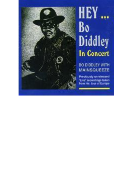 Hey Bo Diddley In Concert