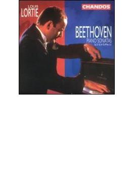 [ベートーヴェン:ピアノ・ソナタ全集 Vol.7] 第11、12、19、20番 ルイ・ロルティ(p)
