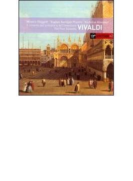 Violin Concertos Op, 8, : Huggett(Vn) Kramer / Raglan Baroque Players