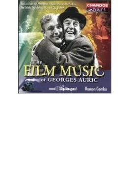 シャンドス・ムーヴィーズ Vol.1 オーリック:映画音楽集  ガンバ/BBCフィル
