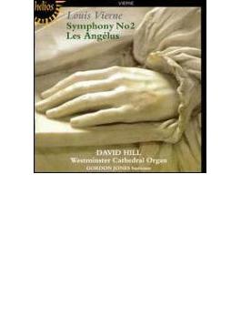 Organ Symphony.2, Les Angelus: Hill(Org)