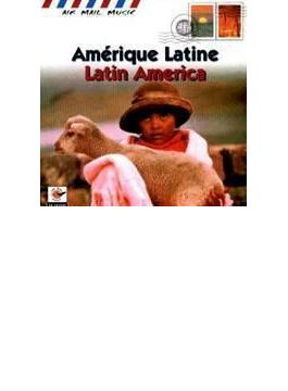 ラテン アメリカの弦楽器と歌air Mail Music / Latin America