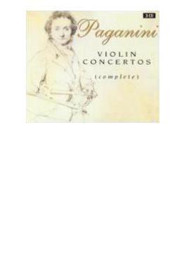 ヴァイオリン協奏曲全集(全6曲) ドゥバッハ(vn)フォスター&モンテ・カルロ・フィル(3CD)