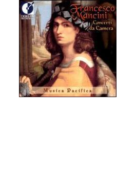 Sonatas.6, 10, 14, 17, 19, 20 / Sinfonia.1: Musica Pacifica