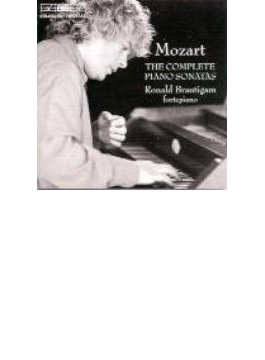 Comp.piano Sonatas: Brautigam