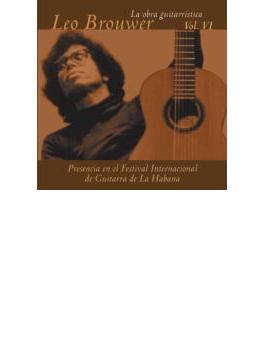 La Obra Guitarristica Vol.6