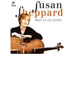 6 Cello Suites: Susan Shepaprd