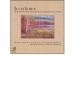 四重唱曲集: New Yorik Vocal Arts Ensemble