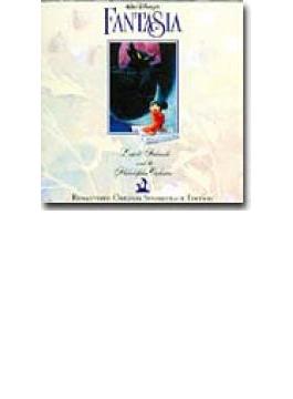 ウォルト・ディズニ-・ファンタジア オリジナル・サントラ・リマスタ-盤