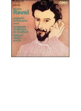 Piano Concertos: Asshacuro(P)varga / Basque National.o