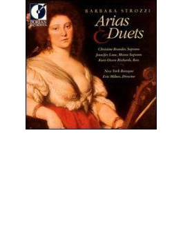 Arias & Duets: Milnes / New York Baroque