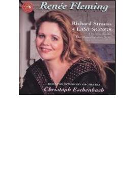 4 Letzte Lieder, Rosenkavalier Suite: Fleming Eschenbach / Houston