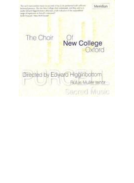 Sacred Music: Higginbottom / Thechoir Of New College Oxford