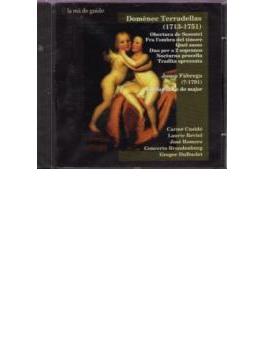 Obertura De Sesostri: Dubuclet / Concerto Brandenburg +fabrega