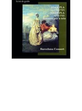Sonates Per A Trio: Barcelona Consort