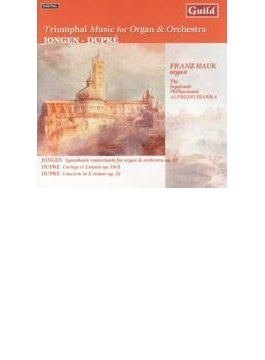 Symphonie Concertante / Concerto: Hauk(Org)ibarra / インゴルシュタット.po