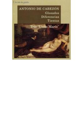 Glosados Diferencias Tientos: Trio Unda Maris