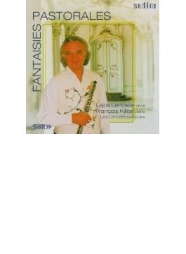 French Oboe Music: Lencses(Ob) Killian(P)