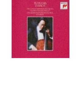6 Cello Suites: Yo-yo Ma(Vc) (1982)