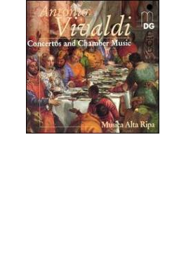 Concertos, Chamber Music: Musicaalta Ripa