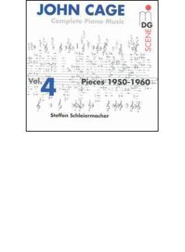 Complete ピアノ作品集 Vol.4 Schleiermacher