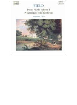 <ピアノ作品集1>夜想曲第1~9番/ピアノ・ソナタOp.1 フリス