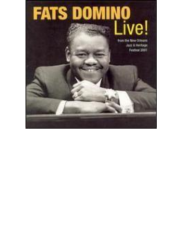 Legends Of New Orleans - Fatsdomino Live
