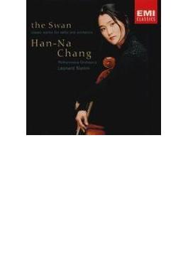 Le Cygne: Han-na Chang(Vc) Slatkin / Po